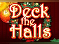 Аппарат Deck The Halls от компании Microgaming