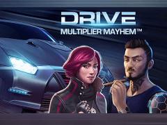 Drive: Multiplier Mayhem: гоночная тематика в слоте от шведских разработчиков